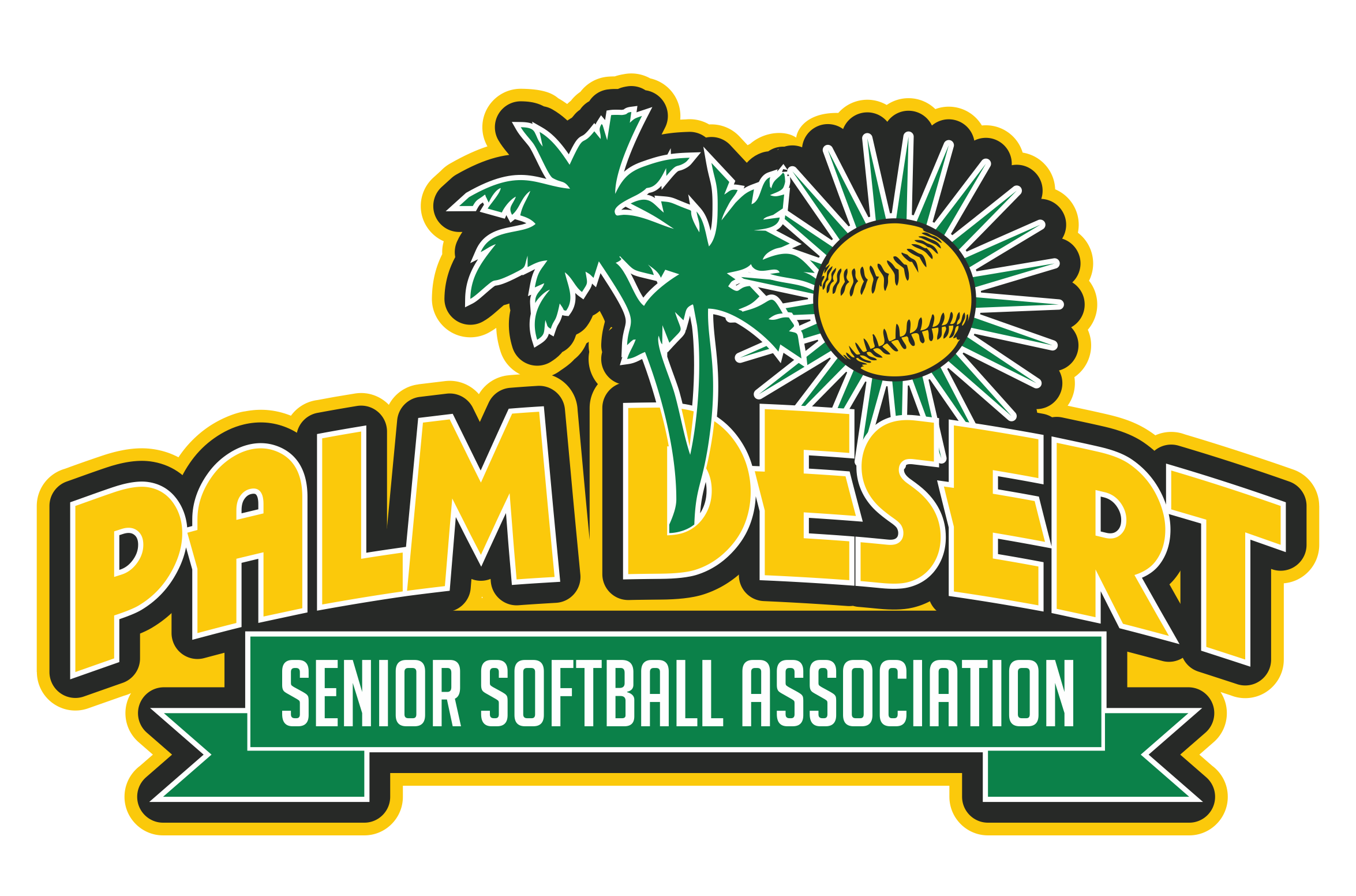 The Palm Desert Senior Softball Association